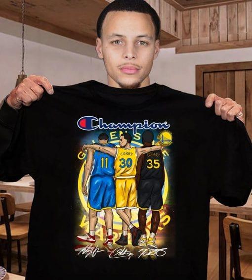 Steph Curry 30 Golden State Warriors NBA Finals shirt