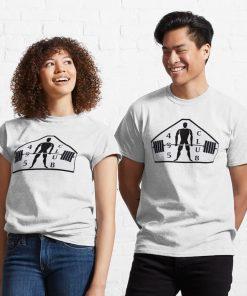 495 Club Deadlift T shirt