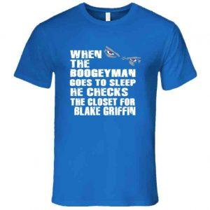 BLAKE GRIFFIN BOOGEYMAN DETROIT BASKETBALL FAN T SHIRT min