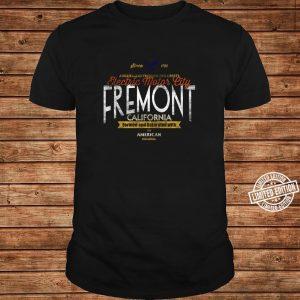Fremont California Elektroauto Enthusiast EV Geschenk Langarm T shirt 1 min