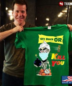 Achmed the Dead Terrorist 6ft back or i kill you shirt T-shirt
