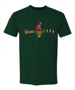 Vintage Atlanta Olympiade 1996 T Shirt