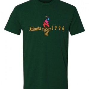 Vintage Atlanta Olympiade 1996 T Shirt min