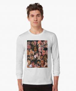 Collage de pleurer de Kardashian T shirt