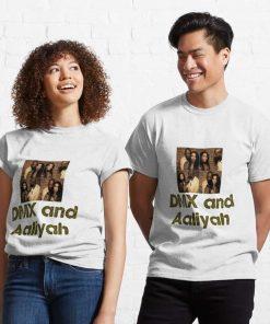 The Rain DMX and aaliyah T Shirt