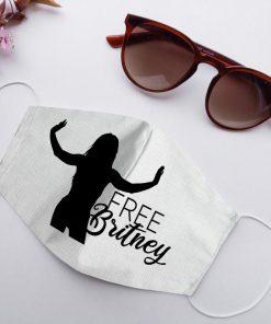 Free Britney Mask Britney Spears Mask