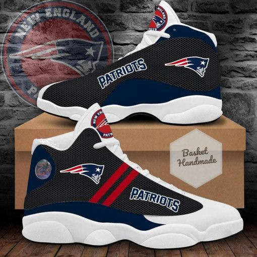 New England Patriots 3 Jordan 13 sport shoes 2021