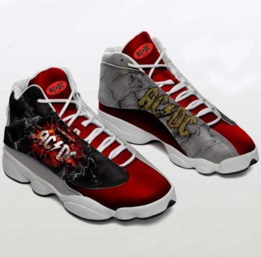 Rock Music Band Air Jordan 13 Sneakers