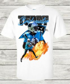Teddy Bridgewater Carolina Panthers NFL T-Shirt