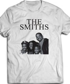 The Smiths Family Willow Smith Jada Smith Mens Womens T-Shirt