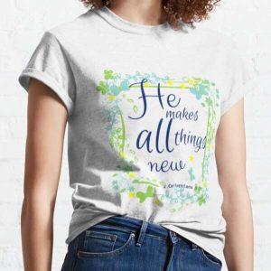 2 Corinthians 5 17 T Shirt