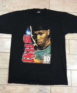 50 Cent Get Rich Or Die Trying Mens T-Shirt