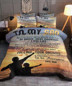 Dad To Son Bedding Set XBQIA hai ba 0 2195