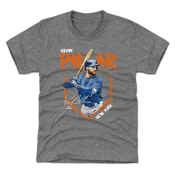 Kevin Pillar Base New York T Shirt