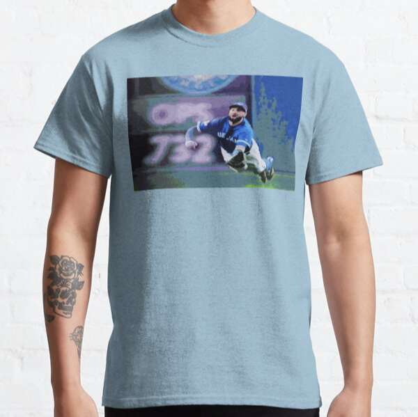 Kevin Pillar Unisex Classic T Shirt