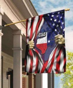 Texas Flag Garden Flag