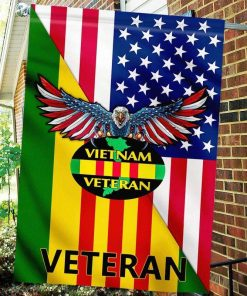 Veteran US American Viet Nam Flag