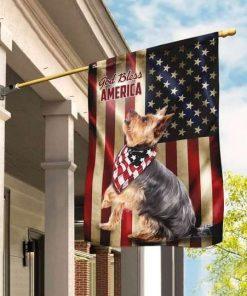 Yorkshire Terrier American US Garden Flag