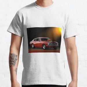 1971 Ford Maverick Boss 351 Classic T Shirt