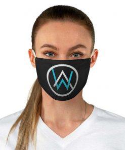 Alan Walker Fabric Face MaskAlan Walker Fabric Face Mask