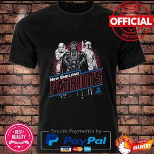 New England Patriots Empire Star Wars Unisex T Shirt