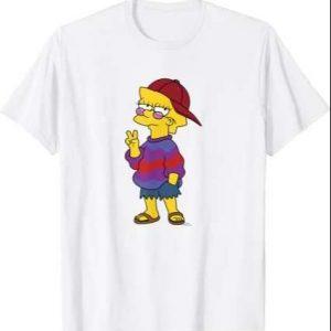 The Simpsons Cool Lisa T Shirt
