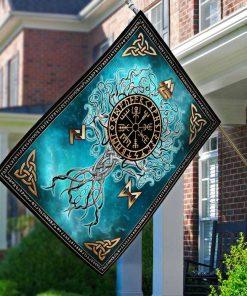 Yggdrasil Viking Flag