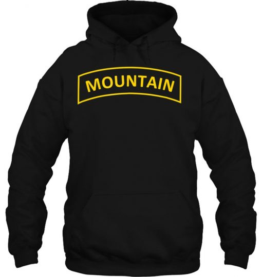 10Th Mountain Tab Fort Drum Army Soldier  T-Shirt