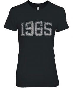 1965 Vintage 54Th B Day Gift Shirt