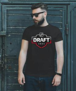 2021 NHL Draft Logo Shirt