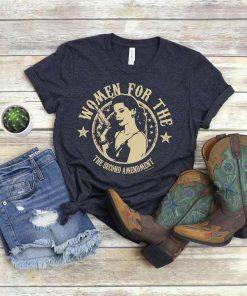 2nd Amendment Women For the Second T-Shirt