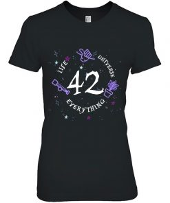 42 Answer To Life Universe Everything Shirt
