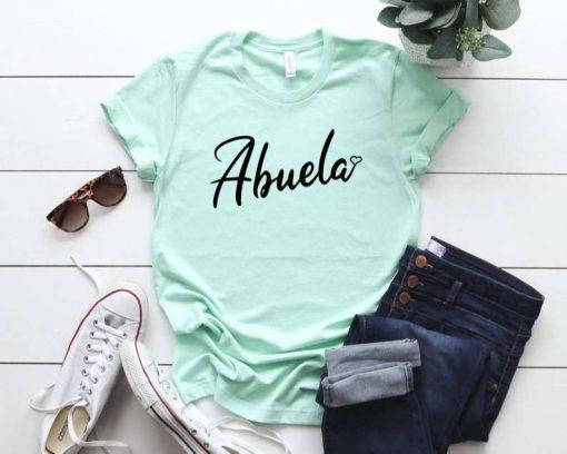 Abuela Grandmother T-Shirt