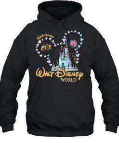 Disney 50th Anniversary Walt World Firework T-Shirt