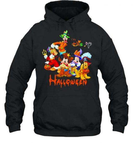 Disney Halloween Pumpkin T-Shirt