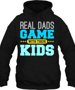 Gaming Fathers Day Gamer Dad Gift From Son Or Daughter T-Shirt