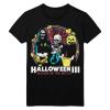 Halloween Iii Three Masks T-Shirt