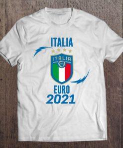 Italia European Champions 2021 Ver2 Shirt