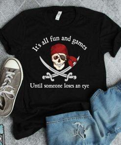 Pirate Fun And Game T-Shirt