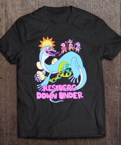 Rescuers Down Under Joanna Stealing Classic T-Shirt