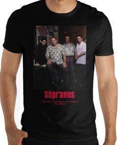The Sopranos Vintage 90's Retro Style T-Shirt