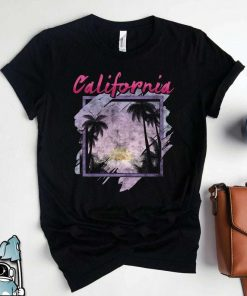 Vintage California Sunset Shirt