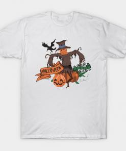 Halloween 2021 White T-Shirt