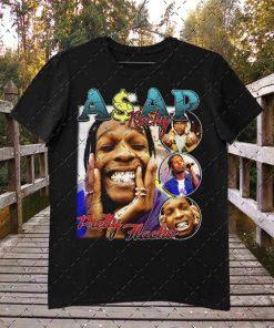 ASAP ROCKY Vintage Inspired 90's Rap Unisex T-Shirt
