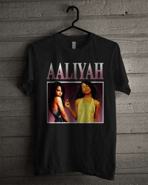 Aaliyah Singer Gift For Fans And Lovers Essential T-Shirt