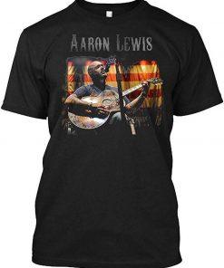Aaron Lewis Singer T-Shirt
