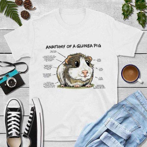 Anatomy Of A Guinea Pig T-Shirt