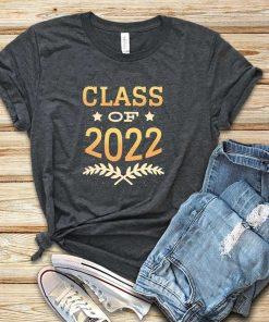 Class of 2022 Gold T-Shirt