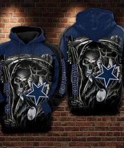 Dallas Cowboys NFL 3D Hoodie