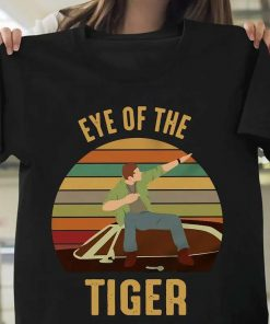 Dean Winchester Eye of the Tiger T-Shirt